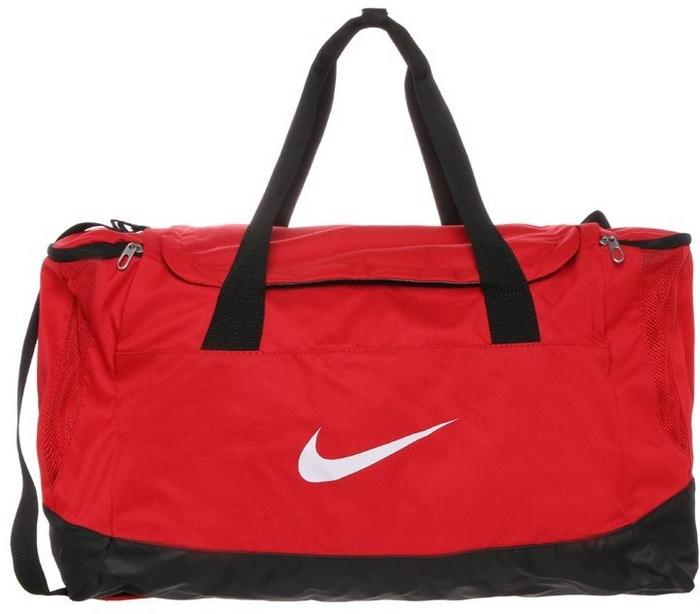 e5278b5688ef4 Nike Performance CLUB TEAM torba sportowa university red czarno-biały  BA5192 - Ceny i opinie na Skapiec.pl