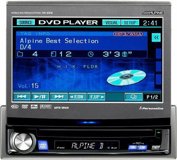 Alpine IVA-D310R