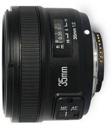 Yongnuo 35mm f/2.0 Nikon