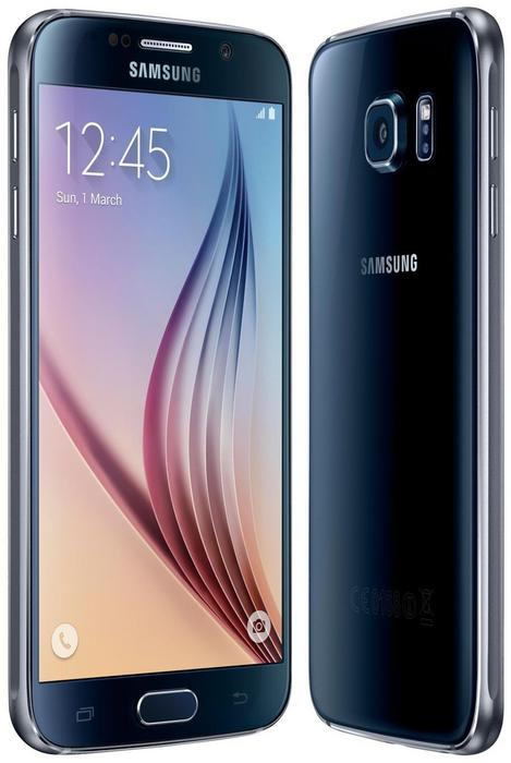 Samsung Galaxy S6 G920 32GB Czarny