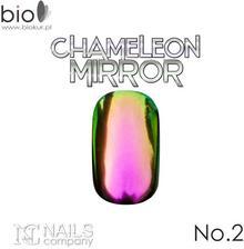 Nails Company MIRROR CHAMELEON POWDER NO.2 0,5 g NOWOŚĆ!