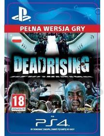 Sony Dead Rising [kod aktywacyjny] Dostęp po opłaceniu zakupu SCEE-XX-S0026530
