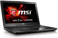 "MSI GL62 6QD-038XPL 15,6\"", Core i7 2,6GHz, 8GB RAM, 1000GB HDD (GL62 6QD-038XPL)"