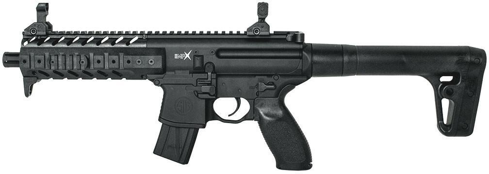 Sig Sauer Karabinek MPX 4,5 mm (AIR-MPX-177-88G-30-BLK)