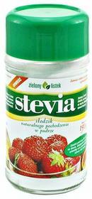 Zielony Listek Stevia Stewia Naturalny Słodzik w Pudrze Puder 150g - Zielony Lis