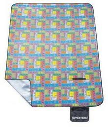 Spokey Koc piknikowy Picnic Pop 180x210cm