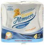 Opinie o Almusso Papier toaletowy bianco 4 szt.