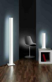 Helestra KURVO lampa stojąca LED Chrom, Biały, 2-punktowe 27/1502.40