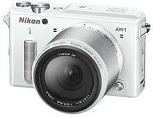 Nikon 1 AW1 + 11-27.5 mm biały