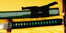 Kuźnia mieczy samurajskich Miecz samurajski katana do treningu, stal 1095, harto