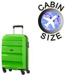 American Tourister by Samsonite Mała walizka AMERICAN TOURISTER 85A*001 zielony