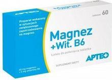 Synoptis Magnez + Wit.B6 APTEO 60 szt.