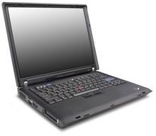 "Lenovo ThinkPad R60 15\"", Core Duo 1,83GHz, 512MB RAM, 60GB HDD (UE296US)"