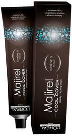 Loreal Majirel Cool Cover   Trwała farba do włosów o chłodnych odcieniach kolor 7.18 blond popielaty mokka 50ml