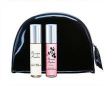 Christina Aguilera My Secret W Zestaw perfum Edp 10ml Christina Aquilera + 10ml Christina Aquilera by Night + Kosmetyczka