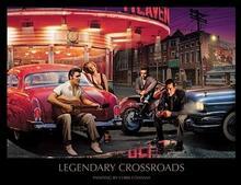 Presley, Monroe, Dean (Chris Consani) - Obraz, reprodukcja