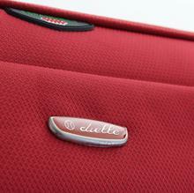 Dielle Komplet walizek na 4 kółkach 650 rosso