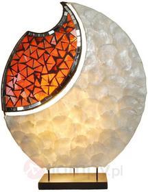 Woru Ozdobiona lampa stołowa YOKO