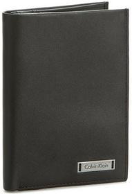 Calvin Klein Duży Portfel Męski BLACK LABEL - Andrew Ns 8Cc K50K502227 Black 001