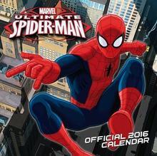 Mega Spiderman - kalendarz 2016 r.
