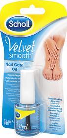 Scholl Velvet Smooth Olejek do paznokci i skórek 7,5ml 3014130