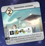 Games Factory Publishing Roll For The Galaxy: Terraformowana Kolonia/Zróżnicowana Gospodarka