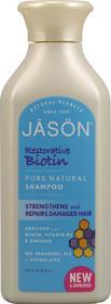 Jason Restorative Biotin Szampon wzmacniający z biotyną 473ml
