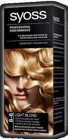 Syoss 8-6 Jasny Blond