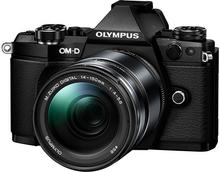 Olympus OM-D E-M5 Mark II + 14-150 II kit 3D czarny