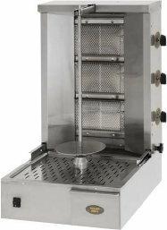 Gyros gazowy 27 kg | ROLLER GRILL, 777373
