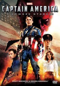Kapitan Ameryka Pierwsze starcie DVD) Joe Johnston