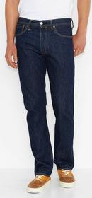 Levis 501 Original Fit One Wash Jeans
