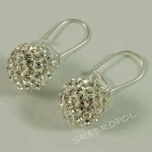 Kolczyki srebrne z cyrkoniami K17/0 (K17/0)