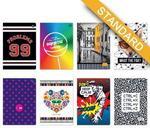 Inter-druk Zeszyty A5 80 kartek linia ID097
