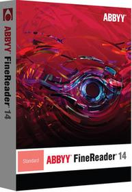 ABBYY Fine Reader Abbyy FineReader 14 Standard PL EDU Upgrade wersja elektroniczna