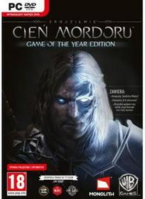Śródziemie Cień Mordoru Game of The Year Edition PC