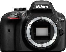 Nikon D3400 + 18-140 VR
