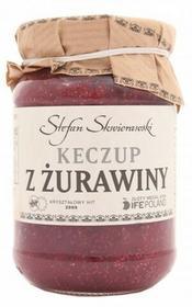 Keczup z żurawiny - do mięs i serów - Stefan Skwierawski - 200g 02724