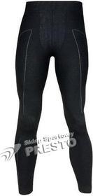 Brubeck Spodnie termoaktywne męskie Soft Merino LE10330