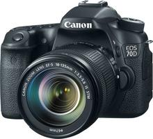 Canon EOS 70D + 18-55 IS STM
