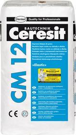 Ceresit CM 12 Zaprawa klejąca do gresu Elastic 25kg