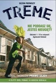 Treme Sezon 1 4 DVD)