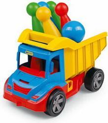 Wader Multi Truck  Wywrotka z Kręglami 32220