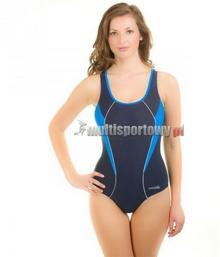 Aqua-Speed Kostium pływacki KATE granatowy/niebieski