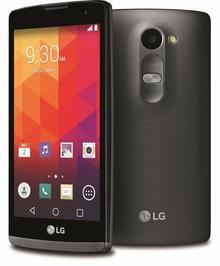 LG Leon 4 C50 H340n Tytanowy (Czarny)