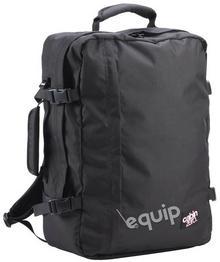 CabinZero Plecak torba podręczna - absolute czarny 44 l 55 x 40 x 20 cm