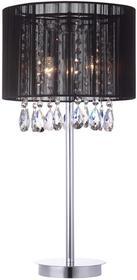 Italux Lampa stołowa Essence / MTM9262/3P BK