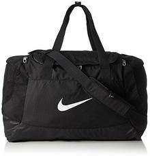 Nike Club Team Swoosh torba sportowa uniseks, czarny, jeden rozmiar BA5193-010-M