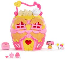 MGA Entertainment Lalaloopsy Tinies - Domek Okruszki 531555
