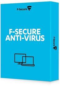 F-Secure Anti-Virus 2015 (3 stan. / 2 lata) - Nowa licencja